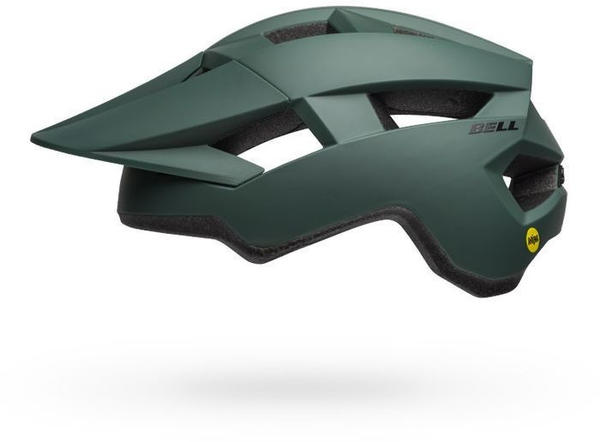 Bell Spark MIPS matt dark green-black