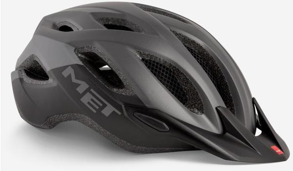 MET Crossover gray/black