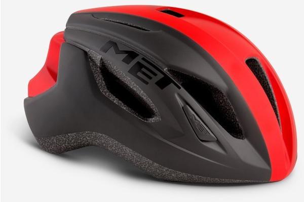MET Strale black/red