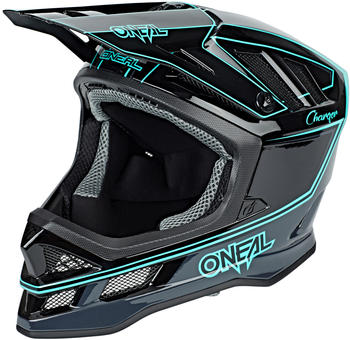 O'Neal BLADE CHARGER Black/teal XS