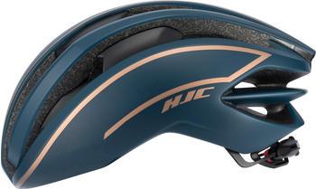 HJC IBEX Road Helmet matt teal bronze