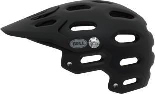 Bell Super matt schwarz