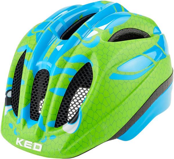 KED Meggy Trend dino light blue green