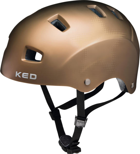 KED Risco gold matt star