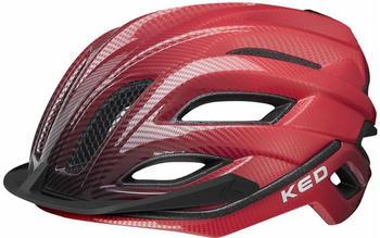 KED Champion Visor red black