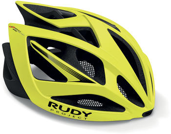 Rudy Project Airstorm Road Helmet yellow fluo matte