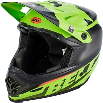 Bell Full-9 Fusion Mips black-green