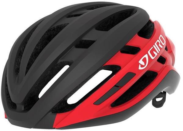 Giro Agilis matte black-bright red