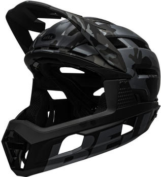 Bell Super Air R MIPS black-camo