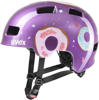 Uvex hlmt 4 purple