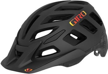 Giro Radix Helmet black-orange