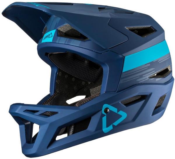 Leatt DBX 4.0 blau