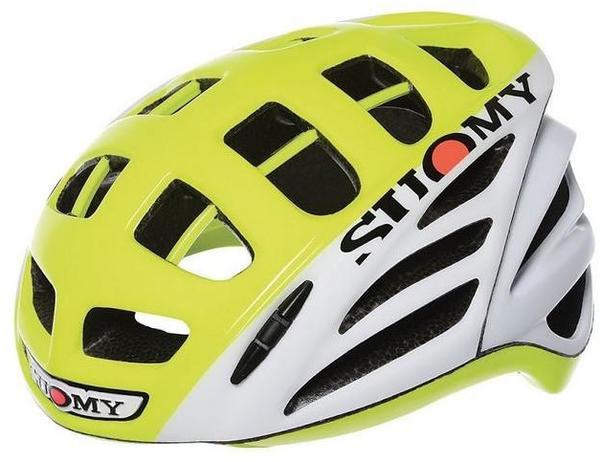Suomy Gun Wind HV white/yellow