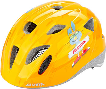 Alpina Ximo orange-rabbit