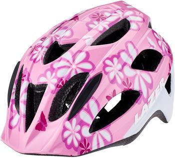 lazer-pnut-helmet-kids-pink-flowers
