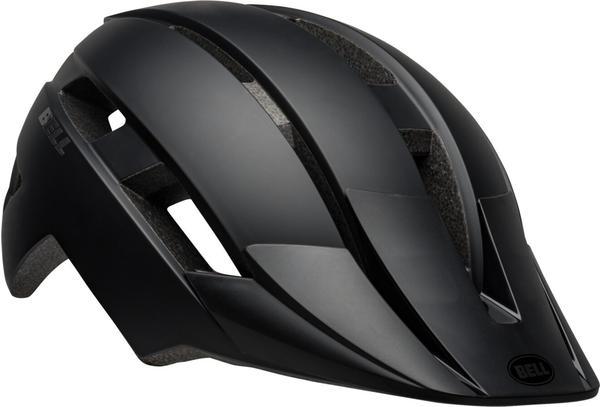 Bell Sidetrack II helmet Jugend matte black