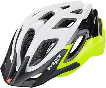 met-funandgo-helmet-matt-safety-yellow-black-white