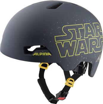 Alpina Hackney Disney helmet Kid's Star Wars black