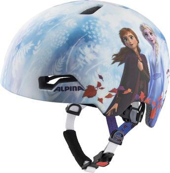Alpina Hackney Disney helmet Kid's Frozen II