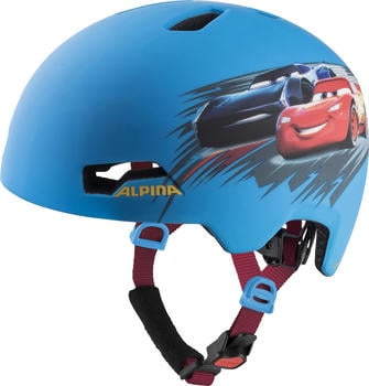 Alpina Hackney Disney helmet Kid's Cars