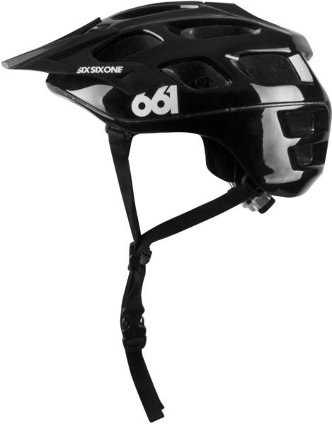 SixSixOne Recon Scout helmet black