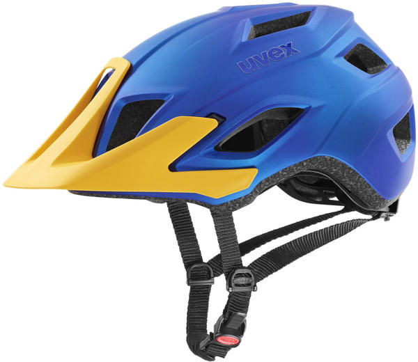 Uvex Access helmet blue