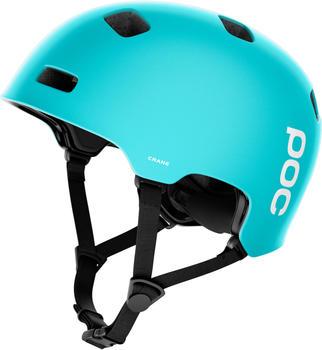 POC Crane helmet kalkopyrit blue matt