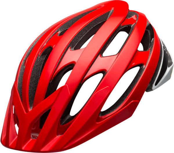 Bell Catalyst MIPS helmet matte/gloss red/black