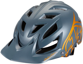 Troy Lee Designs A1 MIPS Classic helmet grey/gold