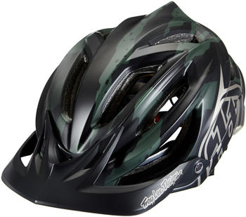 Troy Lee Designs A2 MIPS Decoy helmet camo green