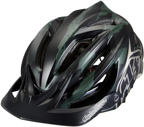 Troy Lee Designs A2 MIPS Decoy helmet camo green