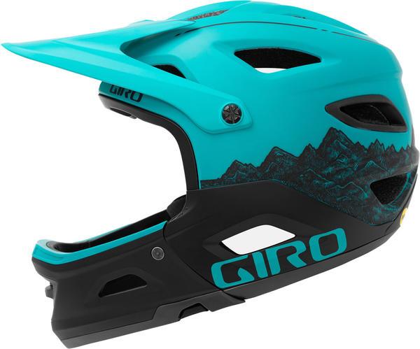 Giro Switchblade MIPS helmet black EWS