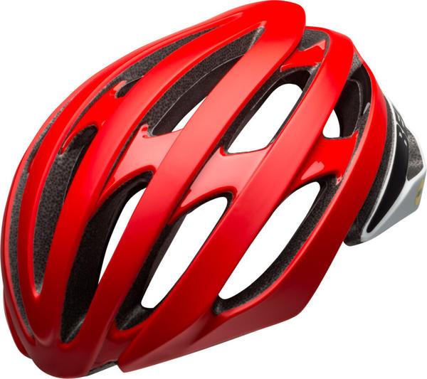 Bell Stratus MIPS helmet matte/gloss red/black