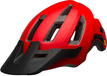 Bell Nomad MIPS matte red/black