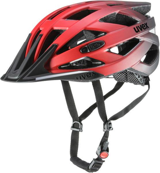 Uvex i-vo CC black-red