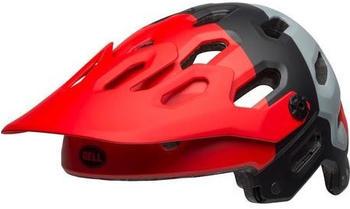 Bell SUPER 3 red black