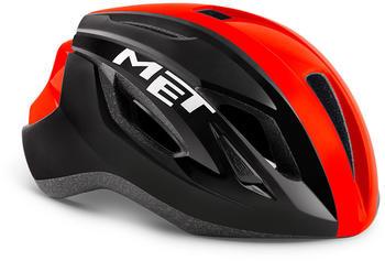 met-strale-black-red-glossy