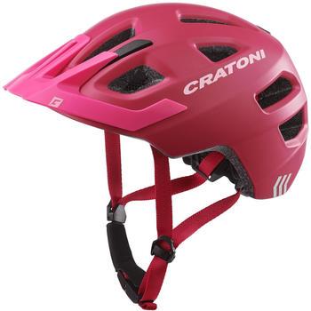 Cratoni Maxster Pro Kid pink matt