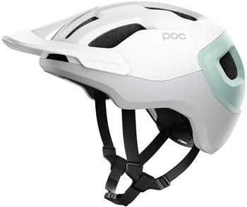 POC Axion Spin white-green