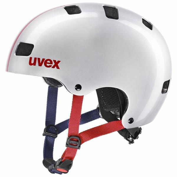 Uvex Kid 3 race silver