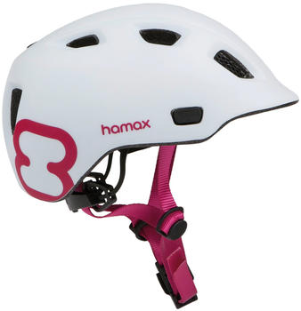 Hamax Thundercap (white-pink)