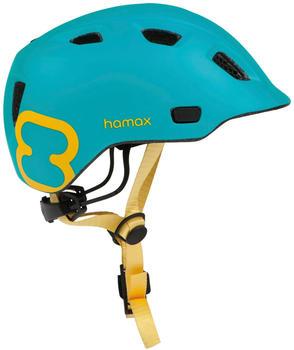 hamax-thundercap-turquoise-yellow