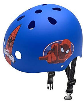 stamp-spiderman-marvel-blue-helmet