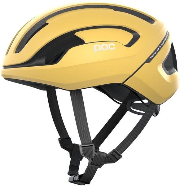 POC Omne Air Spin sulfur yellow