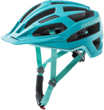 Cratoni C-Flash turquoise-blue matt
