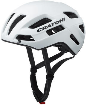 Cratoni Speedfighter white matt