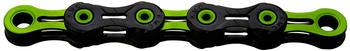 KMC X10 SL DLC Super Light 10-fach black/green 116