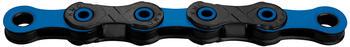 KMC DLC 12 12-fach black/blue 124