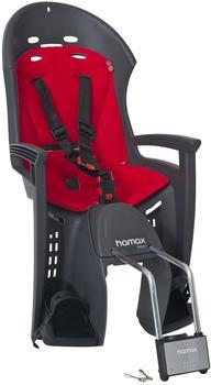 Hamax Kindersitz Smiley grau/rot, HAM552032