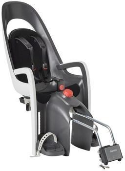 Hamax Caress Fahrradsitz abschließbar Grey/White/Black (HA553001)